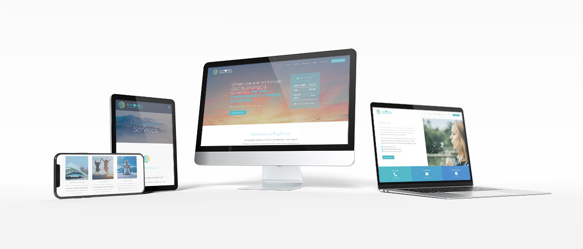Play2Heal Website Redesign | Do Digital Portfolio